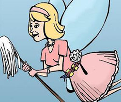 Maryland Lawyer: Cleaning Fairy