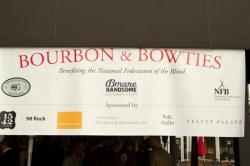 Maryland lawyer sponsors bourbon and bowties