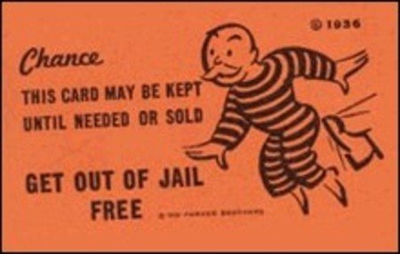 Maryland lawyer remove that old conviction from my record for Get out of jail free card template