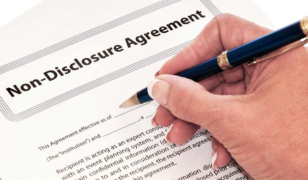 NDA Non-Disclosure Agreement