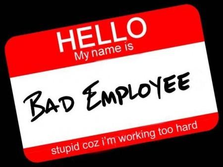 Got employees = Write it down