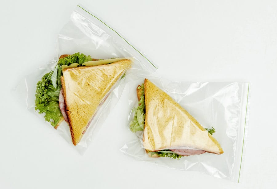 Drug Paraphernalia Charges for Sandwich Bag?