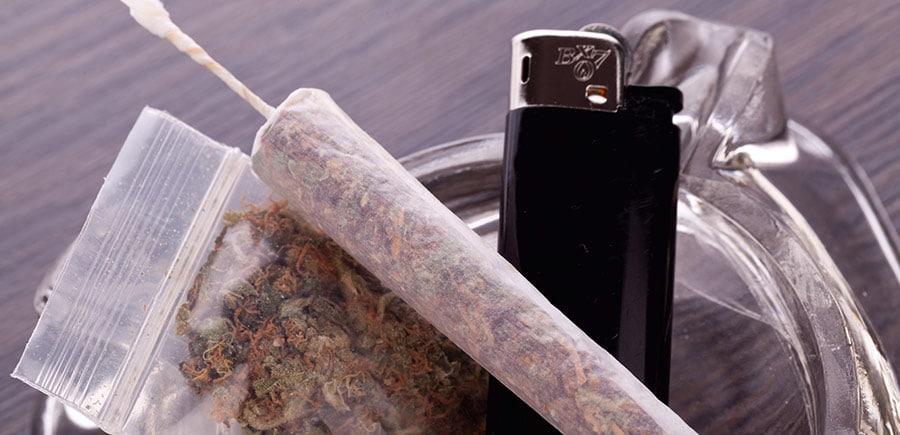 Marijuana Paraphernalia Charge