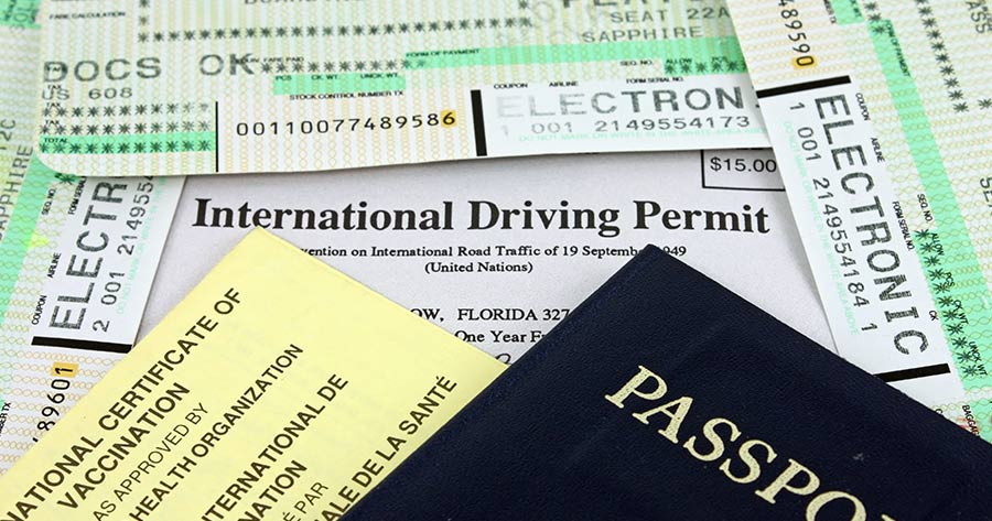International Drivers License Maryland