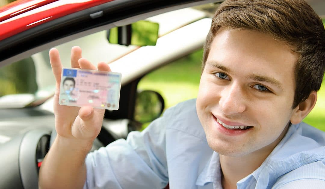 International Foreign Driver's License Maryland