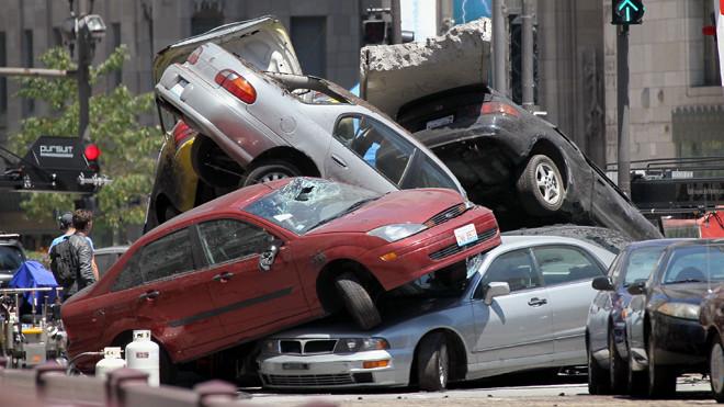 multas de tráfico puede ser una montaña de problemas