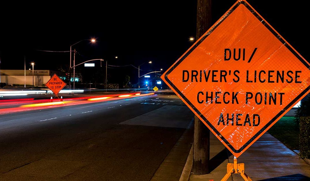 Maryland DUI Checkpoints