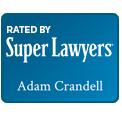 Super Lawyers - Adam Crandell