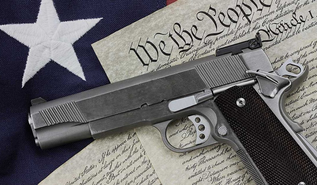 Guns Self-Defense Law Maryland