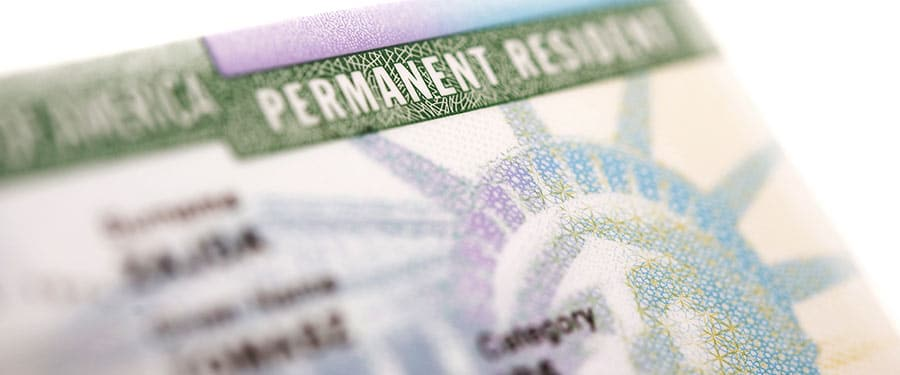 Can immigration deny a green card